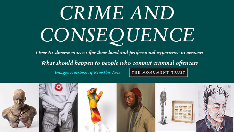 Crime and Consequence book, The Monument Fellowship