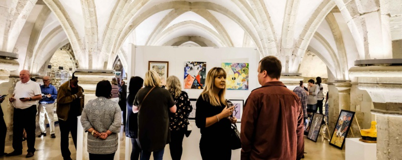 Diagrama Foundation hosts the Inside Out Exhibition launch