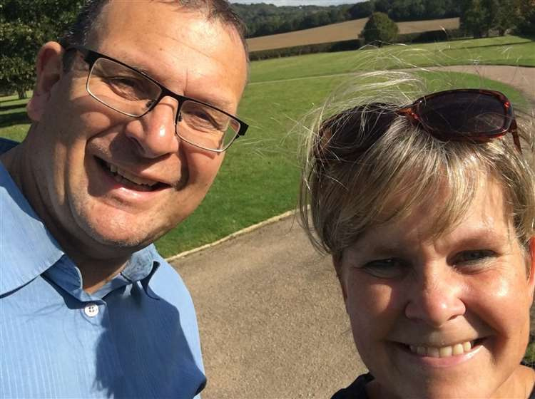 Richard and Sue