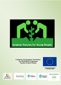 Greener Futures for Young People - Project Manual